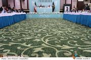 نشست خبری سی و پنجمین جشنواره فیلم فجر