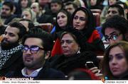 گوهر خیراندیش در افتتاحیه سی و پنجمین جشنواره فیلم فجر