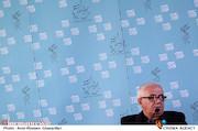 فرید سجادی حسینی در نشست خبری فیلم سینمایی«ایتالیا ایتالیا»