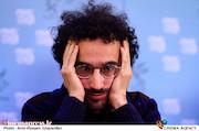 بهمن ارک در نشست خبری فیلم سینمایی«ائو»