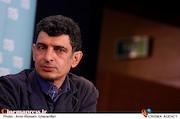 حمید سلیمانی نیا در نشست خبری فیلم سینمایی«ائو»