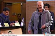 سعید راد در نشست خبری فیلم سینمایی«ائو»