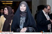 مژده لواسانی در بیست و پنجمین جشنواره فیلم فجر