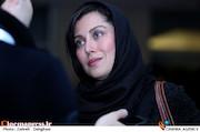 مهتاب کرامتی در سی و پنجمین جشنواره فیلم فجر