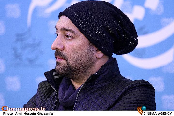 مجید صالحی در نشست خبری فیلم سینمایی«چراغ های ناتمام»