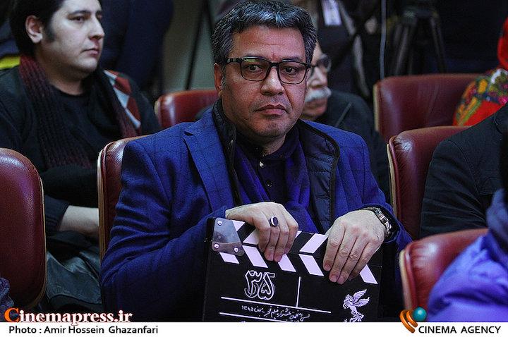 محمد حیدری در نشست خبری فیلم سینمایی «شماره ١٧ سهیلا»