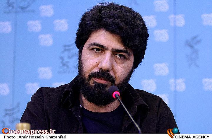محمود غفاری در نشست خبری فیلم سینمایی «شماره ١٧ سهیلا»
