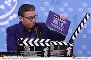 رونمایی از کاتالوگ سی و پنجمین جشنواره فیلم فجر