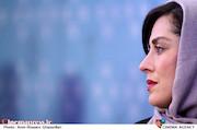 مهتاب کرامتی در نشست خبری فیلم سینمایی«ماجان»
