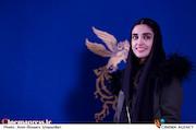 الهه حصاری در سی و پنجمین جشنواره فیلم فجر