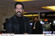 کامران تفتی در سی و پنجمین جشنواره فیلم فجر