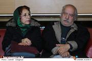 بهزاد فراهانی و فهیمه رحیم نیا در سی و پنجمین جشنواره فیلم فجر