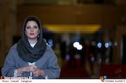 طناز طباطبایی در سی و پنجمین جشنواره فیلم فجر