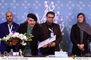 تجلیل از درگذشتگان رسانه و نقد در سی و پنجمین جشنواره فیلم فجر
