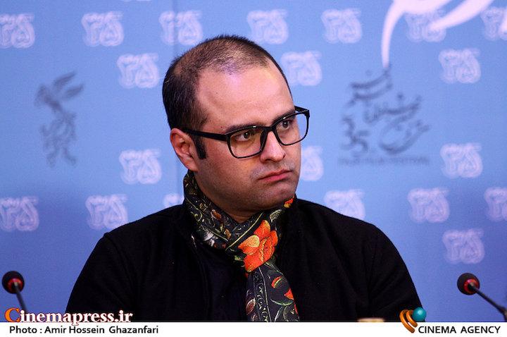 کاظم ملایی در نشست خبری فیلم سینمایی«کوپال»