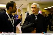 ابراهیم حاتمی کیا در سی و پنجمین جشنواره فیلم فجر