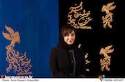 هانیه توسلی در سی و پنجمین جشنواره فیلم فجر