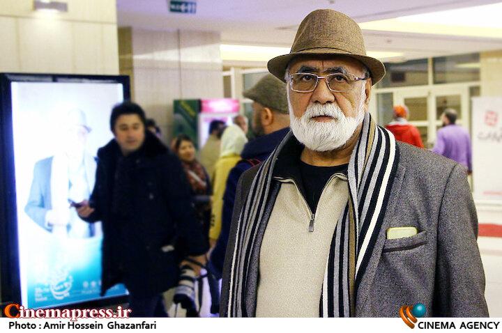 غلامرضا موسوی در سی و پنجمین جشنواره فیلم فجر