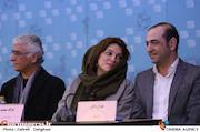 نشست خبری فیلم سینمایی «آذر»