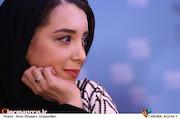 سحر جعفری جوزانی در نشست خبری فیلم سینمای «پشت دیوار سکوت»