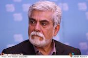 حسین پاکدل در نشست خبری فیلم سینمای «پشت دیوار سکوت»