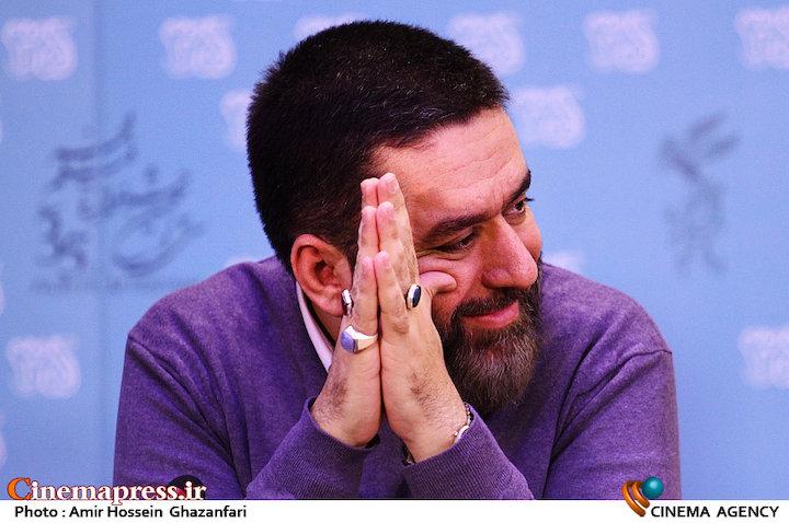 سیدمحمود رضوی در نشست خبری فیلم سینمایی «ماجرای نیمروز»