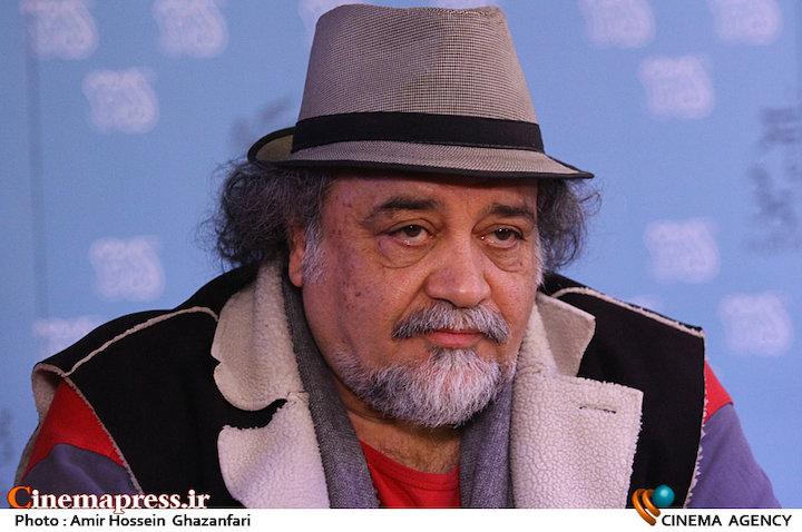 محمدرضا شریفی نیا در نشست خبری فیلم سینمای «پشت دیوار سکوت»