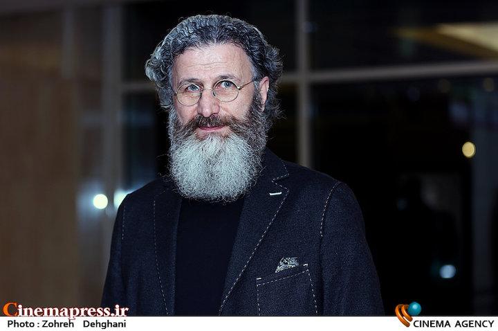 بهرام عظیمی در سی و پنجمین جشنواره فیلم فجر