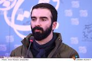 محسن قرایی در نشست خبری فیلم سینمایی «سد معبر»