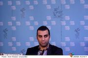 پولاد کیمیایی در نشست خبری فیلم سینمایی «قاتل اهلی»