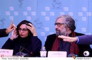 نشست خبری فیلم سینمایی «قاتل اهلی»