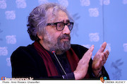 مسعود کیمیایی در نشست خبری فیلم سینمایی «قاتل اهلی»