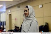 پریناز ایزدیار در سی و پنجمین جشنواره فیلم فجر