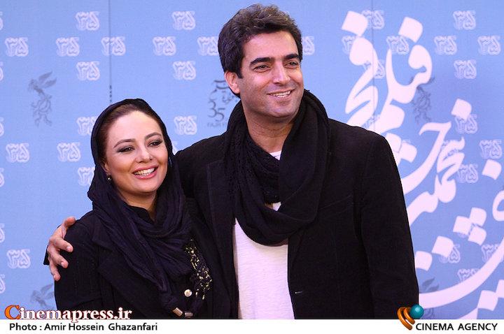منوچهر هادی و یکتا ناصر در نشست خبری فیلم سینمایی «کارگر ساده نیازمندیم»