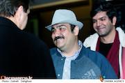 مهران غفوریان در سی و پنجمین جشنواره فیلم فجر
