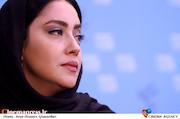 بهاره کیان افشار در نشست خبری فیلم سینمایی «کمدی انسانی»