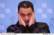 حسین یاری در نشست خبری فیلم سینمایی «یادم تو را فراموش»