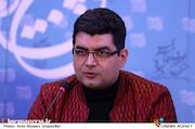 علی عطشانی در نشست خبری فیلم سینمایی «یادم تو را فراموش»