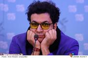 پیمان عباسی در نشست خبری فیلم سینمایی «یادم تو را فراموش»