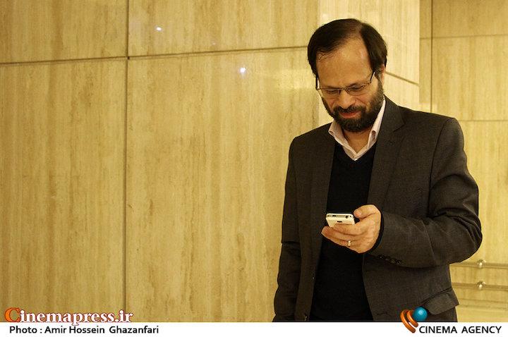 سلیم غفوری در سی و پنجمین جشنواره فیلم فجر