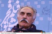 علیرضا شجاع نوری در نشست خبری فیلم سینمایی «شنل»