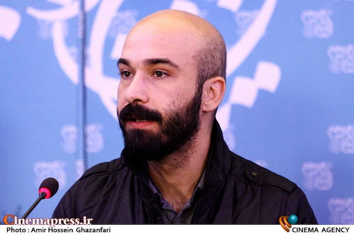 حسین کندری در نشست خبری فیلم سینمایی «شنل»