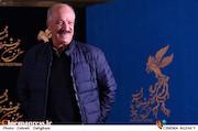 سعید راد در سی و پنجمین جشنواره فیلم فجر