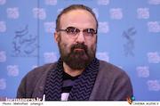 مهرداد فرید در نشست خبری فیلم سینمایی « بن بست وثوق»