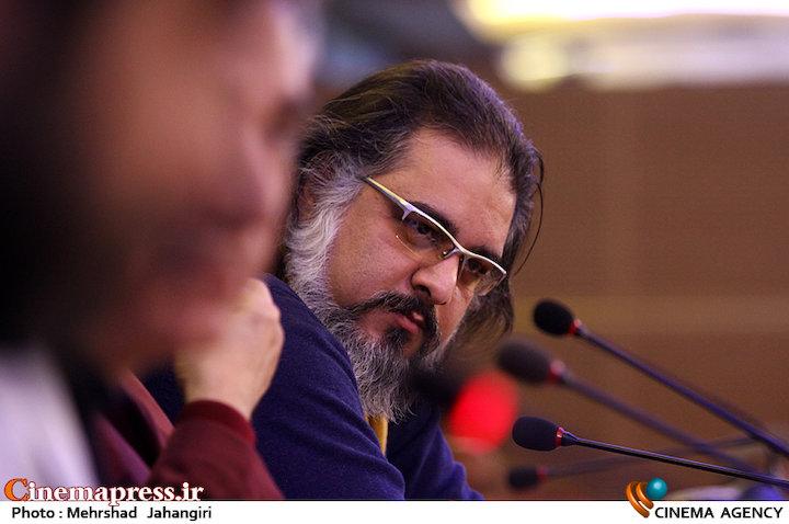 حمید کاویانی در نشست خبری فیلم سینمایی « بن بست وثوق»