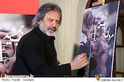 حسن نوروزی وفا در مراسم اکران خصوصی مستند «مردان ارباب جمشید»