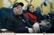 محسن قاضیمرادی و مهوش وقاری در اکران خصوصی فیلم سینمایی آوار
