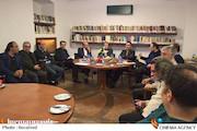 دیدار وزیر فرهنگ با مدیران جشنواره جهانی فیلم فجر