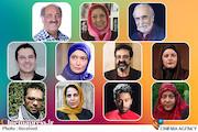 حائری-فقیه نصیری-نظام دوست-توکلی-موسوی-امیرسلیمانی-تهامی-آقابیک-یحیوی-فرح مرزی-هدایتی