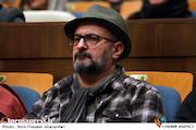 علی دهکردی در مراسم روز درختکاری ششمین جشنواره بین المللی فیلم سبز